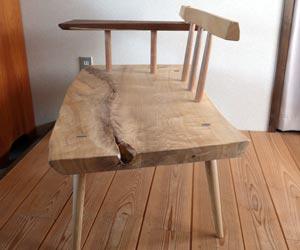 栓の椅子サイド