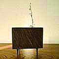 家具作家の木の小物