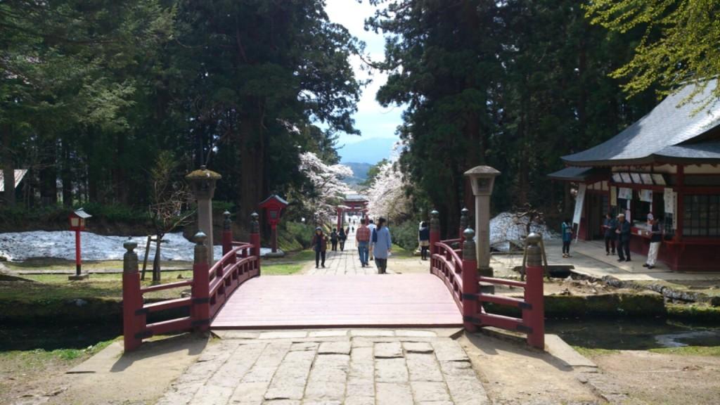 五月 岩木山神社 dairoku