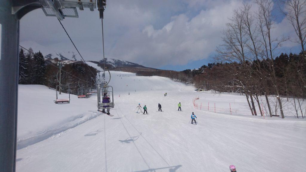 dairoku 2017 2 hyakuzawa ski