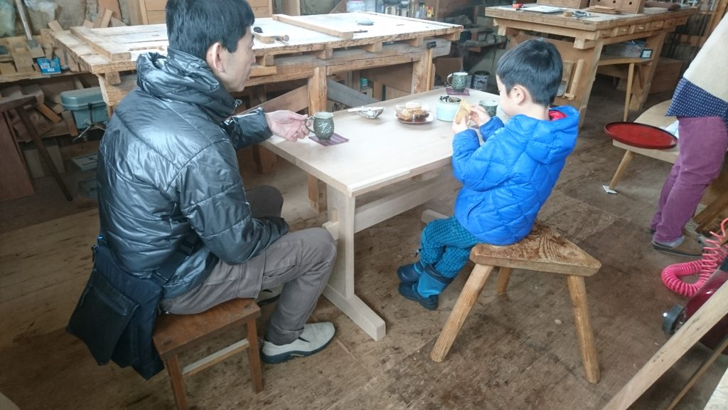 dairoku 2017 12 order desk tea