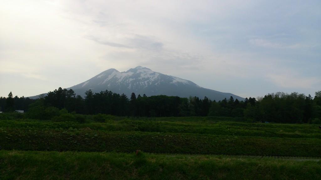 2014 dairoku つがるもり 岩木山