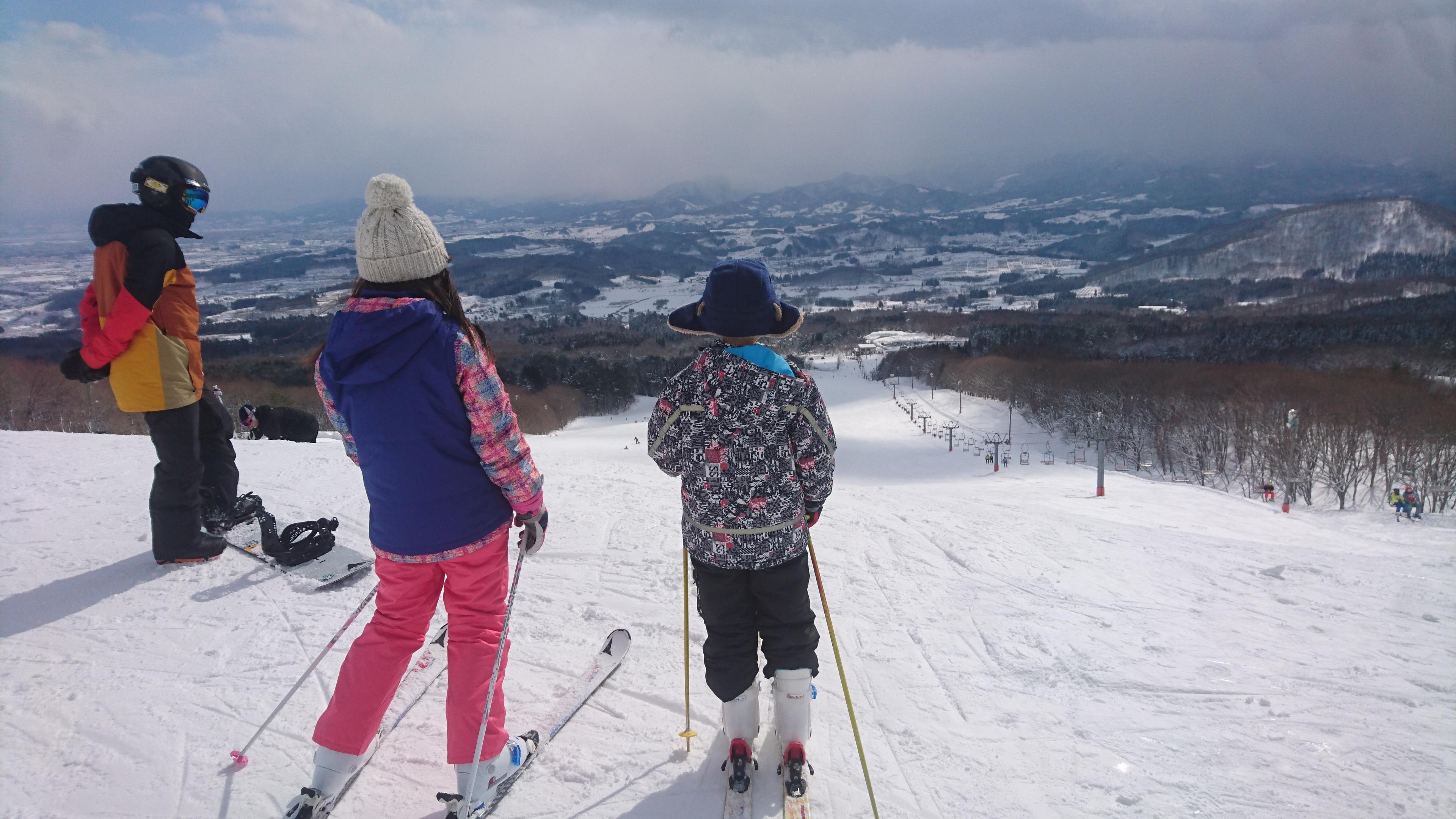 dairoku 2017 2 ski hatsu suberi