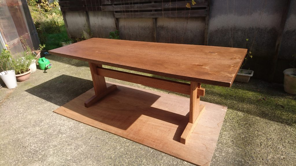 dairoku 2017 11 shodenji table