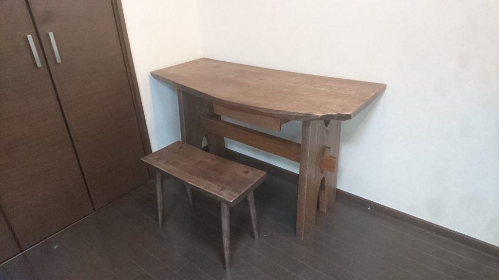 dairoku 2018 3 Nerima desk