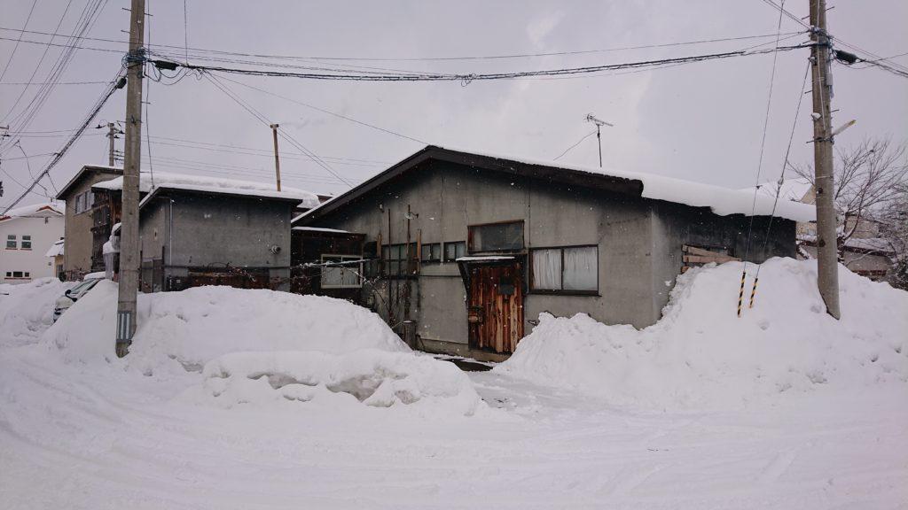 dairoku 2019 2 snow house