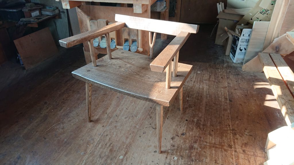 dairoku 2019 8 arm chair