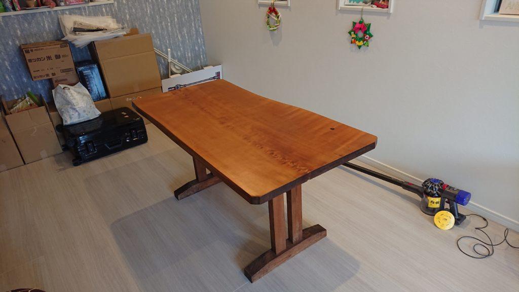 dairoku 2019 12 kawasaki Yoshie table