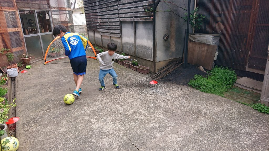 dairoku 2020 5 soccer game